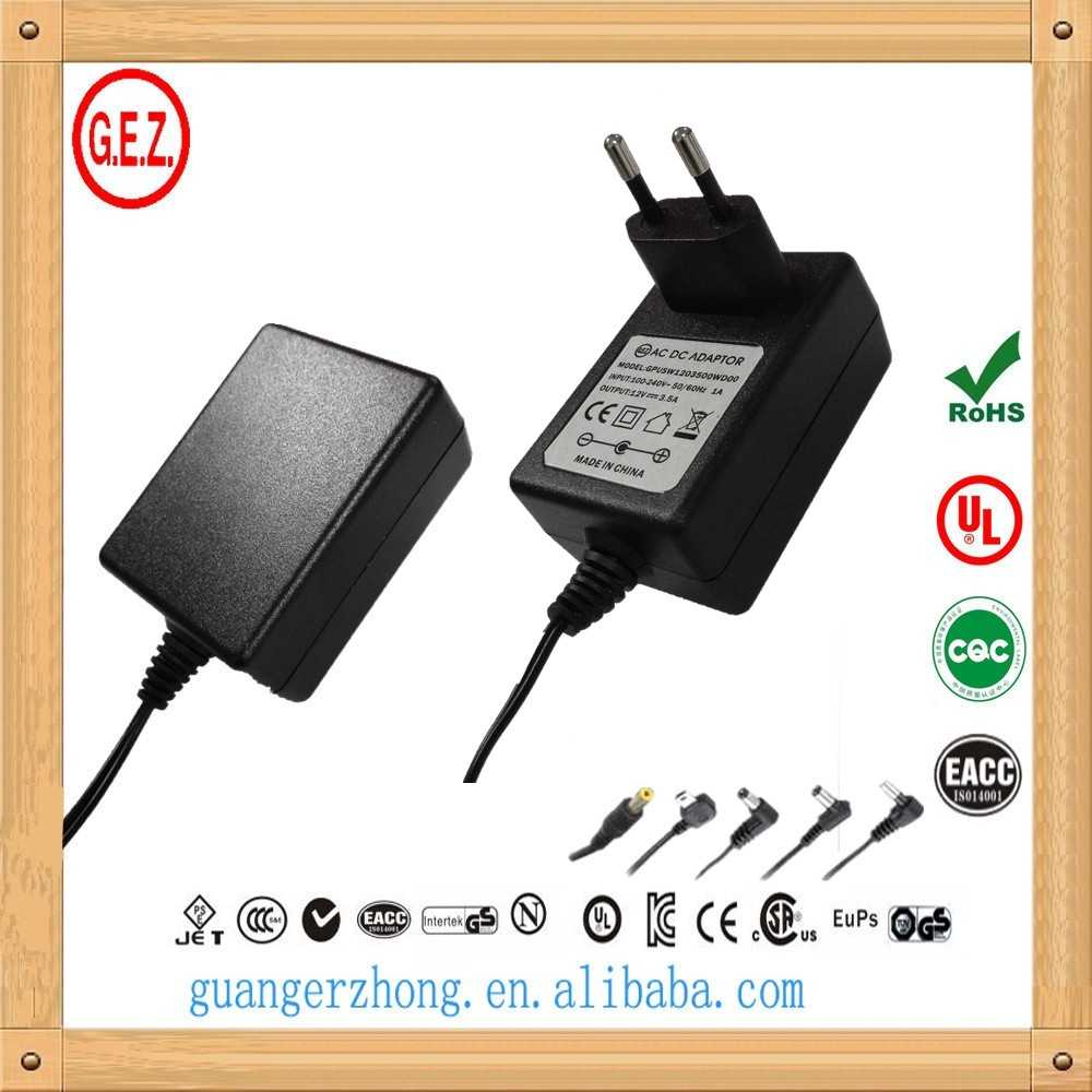 high quality 12v 1a tp link router adaptor