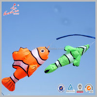 windsock fish with pole from kaixuan factory for sale