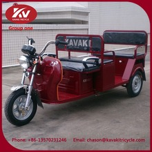 Chinese reverse trike electric rickshaw motorcycles for sale