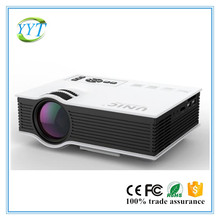 2016 Newest cheap 800*480 1080p support UC40+ china home projector entertainmet projector top quality projector UNIC UC40
