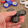 High Quality Cheap Toy Factory wholesale Plastic Fidget Spinner With Retail Pakage