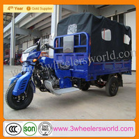 China Manufacturer Best Price 200cc Used Enclosed 3 Wheel Motorcycle Kits