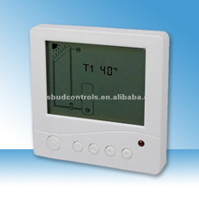 swimming pool control temperature difference control thermostat