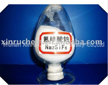 sodium silicofluoride Na2SiF6 powder sodium silicofluoride 99% making barium salt and refine oil and sugar