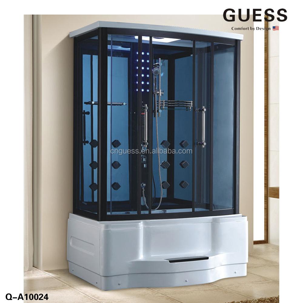 Enclosed Steam Shower Room,Acrylic Bathtub,Modern Shower Cabin Q ...