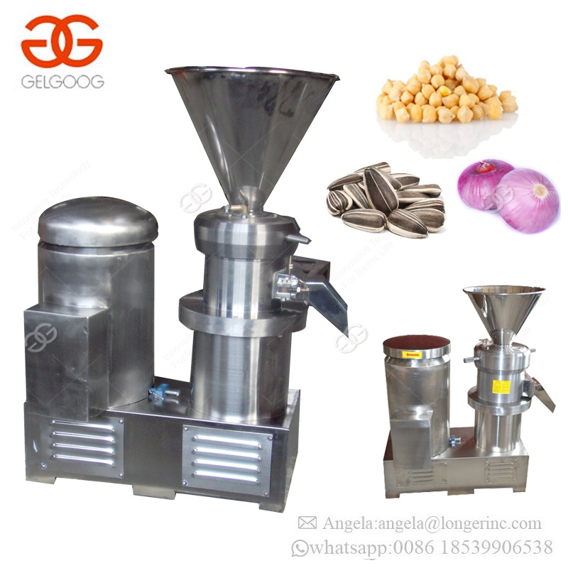 Industrial Small Onion Apple Sauce Grinder Plantain Tomato Strawberry Jam Making Machine Pepper Ginger Garlic Paste Maker