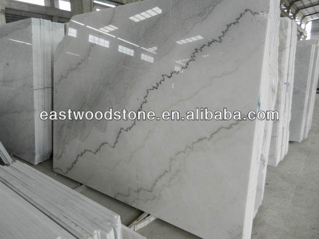 white marble with black veins from China Eastwood Stone Manufacturer