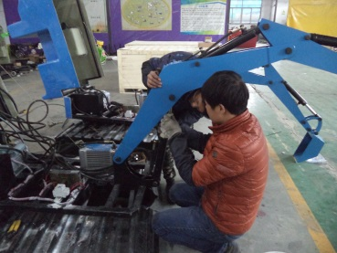 Assembling (Mechanical Products)