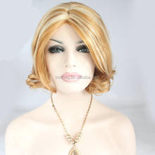 2015 factory synthetic short bob lace front wig