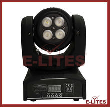 led small pro moving head, party,club,wedding,disco light, two side moving head