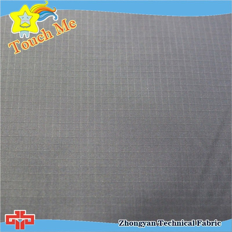 Flame protection shaoxing keqiao 100% polyester waterproof taffeta tent fabrics