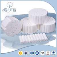for disposable use Materials cotton rolls