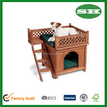 Wooden Dog house pet home