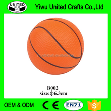 Hot Sell Professional Manufacture Basketball Ball , PU Foam Truck Shape Stress Ball , Custom Shape Stress Ball