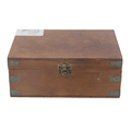 Country Style Archaistic Wooden Essential Oil Bottle Box