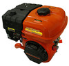 6.5HP 4.1KW New designed Loncin Gasoline Engine, Snowsweeper,Tiller Engine.G200F/G200FD