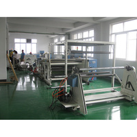 China Cheap computerized hot melt coating machine