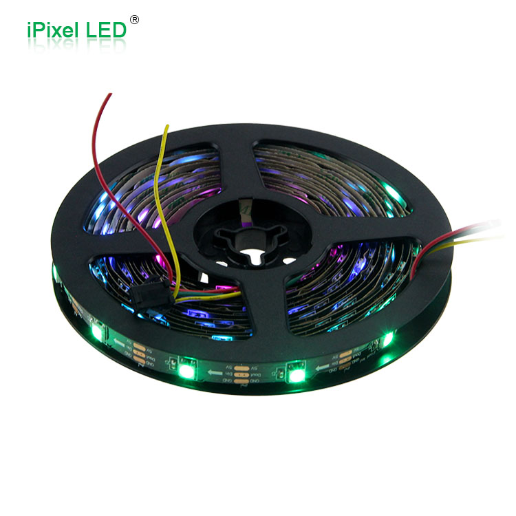 30LED per meter silicon tube waterproof 5050 led strip ws2812b