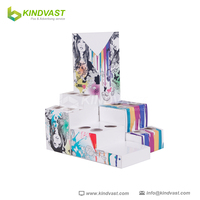 Accessories Cardboard Counter Display Stand