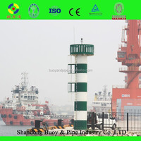 High quality UHMWPE marine light tower with CE TUV BV ISO certificate
