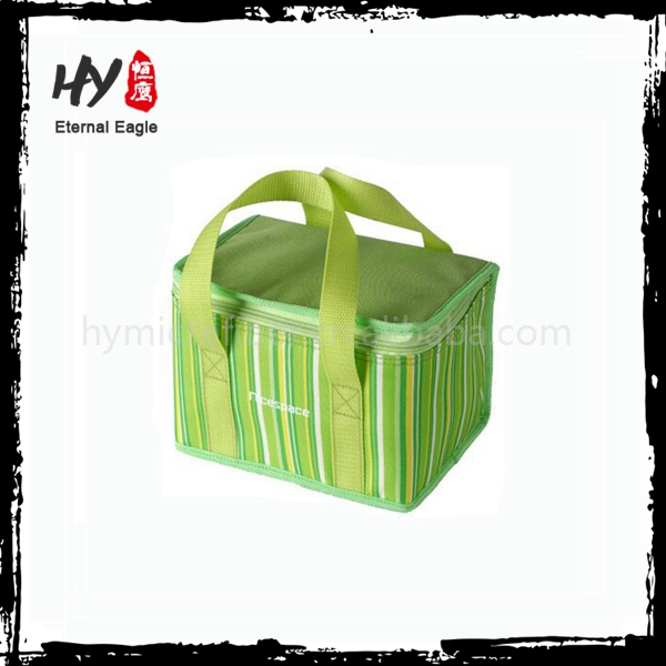 Professional non woven wine bag, ice box picnic bag, commercial cooler bag