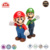 Wholesale Hot Plastic 3D Toys Mario Figures