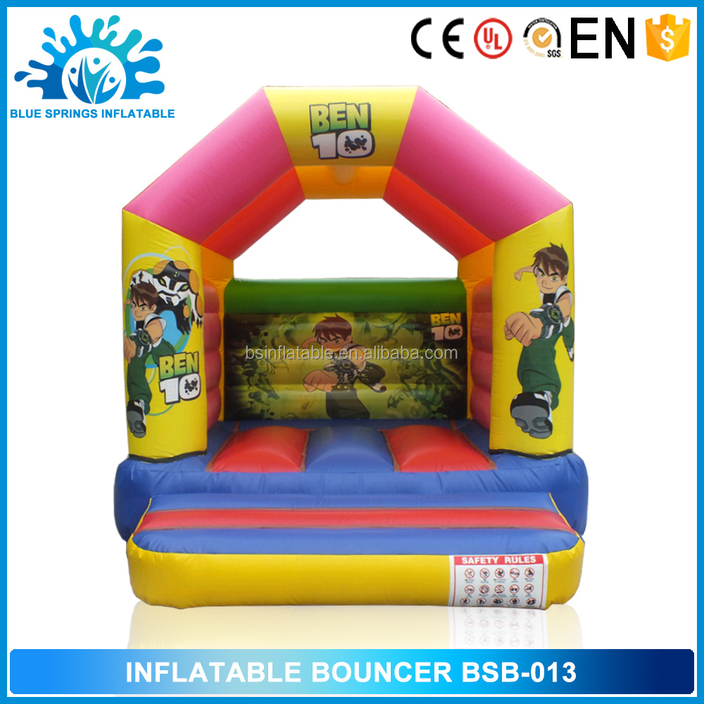 Blue Springs Manufacture Little Tikes Inflatable Bouncer