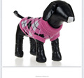 Wholesale matching dog and human argyle item wag a tude small pet dog clothes clothes