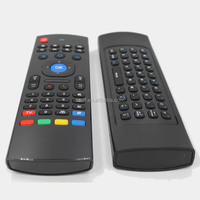 Wholesale 2.4GHZ Wireless mxiii air mouse for android tv box remote control