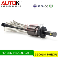 H7 headlamp light light headlamp motorcycle led headlamp