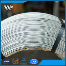 Steel wire strand zinc galvanized cold drawing high low carbon ASTM A416 prestressed concrete hose tyre