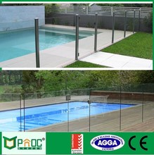 Glass Gence For Swimming Pool