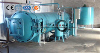High quality anticorrosive wood processing autoclave