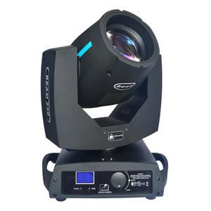 2019 High quality and hotsale stage light projector 230w sharpy 7r beam moving head light