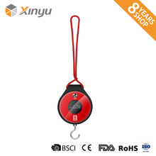 40kg portable baggage weighting digital luggage scale with hook
