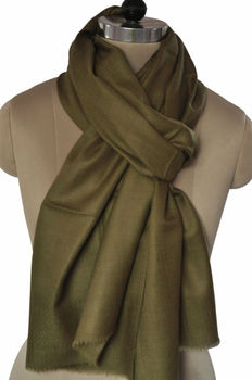 Pashmina Luxury/Wrap/Wearable/100% Pashmina Wool