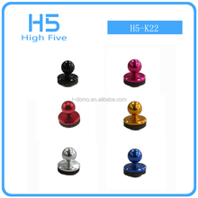 Mini Funny Arcade Game Stick Joystick Joypad for iPhone iPad for Android Touch Tablets Screen Mobile Phone Game Rocker