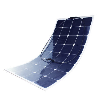 Excellent Quality High Efficiency Special Mono Solar Cell Flexible Solar Panel 100W For Caravans And Motorhomes