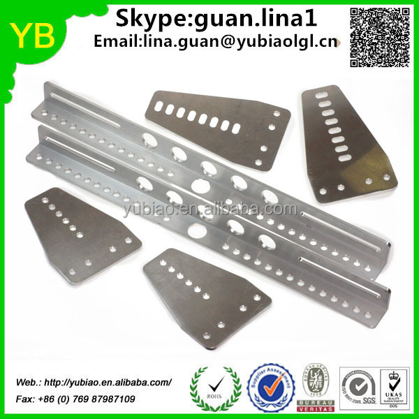 Dongguan supplier Custom high precision l bracket