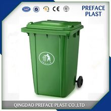 plastic dustbin 240L wheelie 240 liter waste bin,dust bin,recycle bin