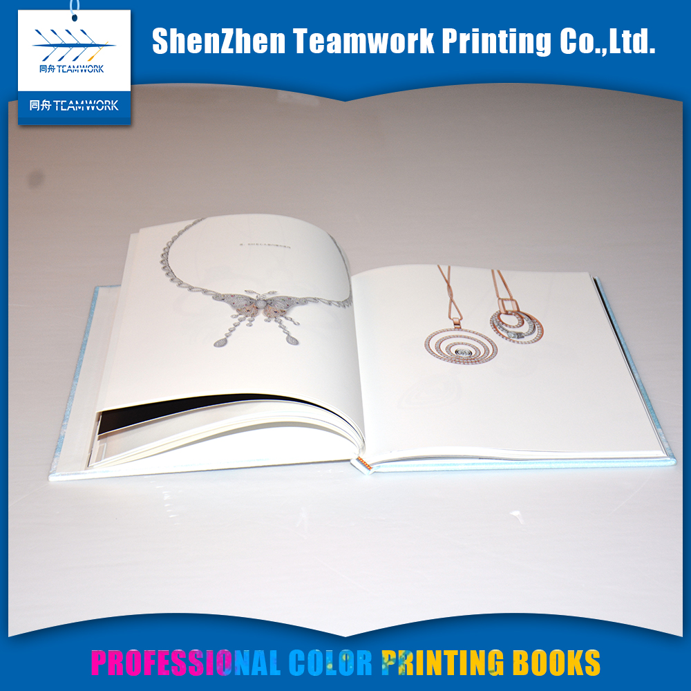 book binding machine perfect custom full color magazine printing