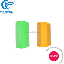 Plastic pet lice comb for promotion