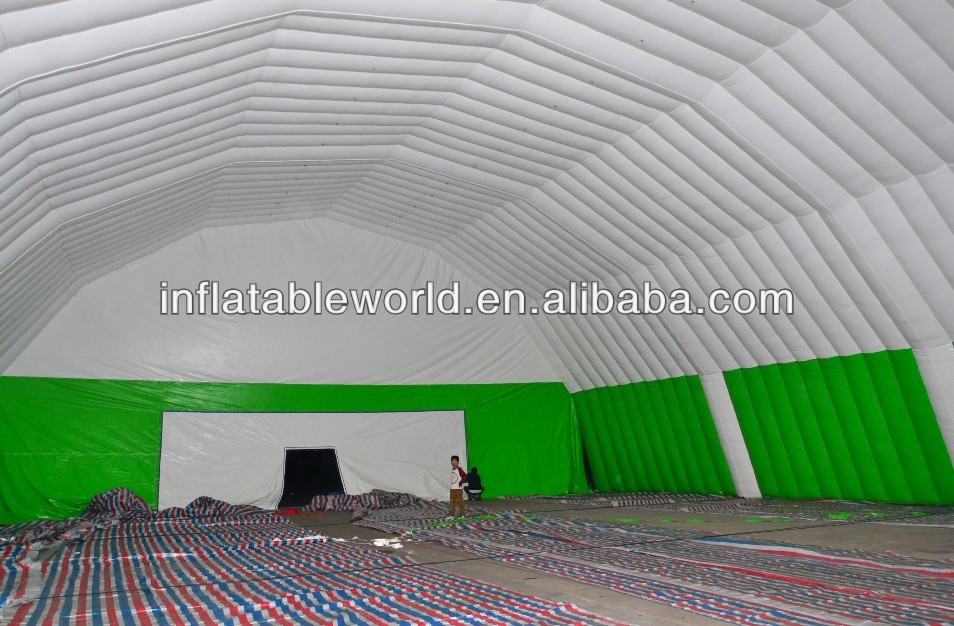 2014 NEW inflatable giant inflatable tent shed