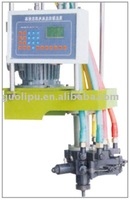pu foaming machines for shoes industry