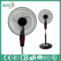 "16"" Electric Stand Fans for Household with Strong Base"