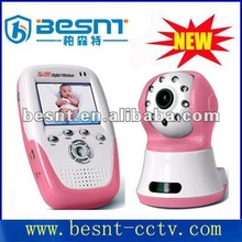 News wireless with screen Baby mornitor camera