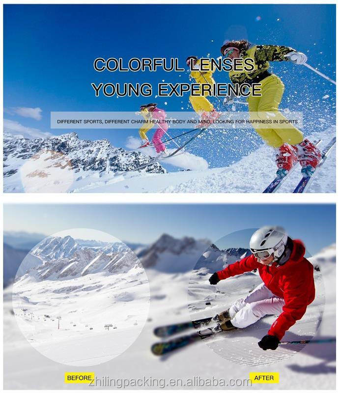 ZHILING 스포츠 선글라스 눈 스키 고글 낮은 가격
