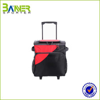 Foldable trolley shopping bag/ vip trolley bag price/ duffel bag with trolley