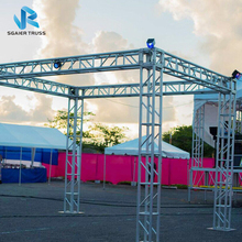 Professional Custom Manufacturer Concert Stage Lighting Aluminum Mini Truss