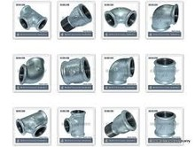 MALLEABLE IRON FITTINGS